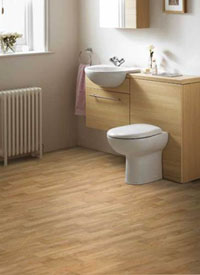 Flooring A Room By Room Guide - Wet area flooring options